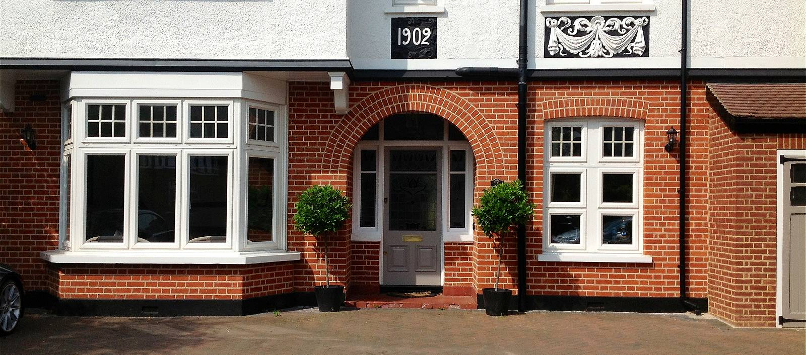 Brick Home Restoration : London repointing and restoration ltd brick cleaning